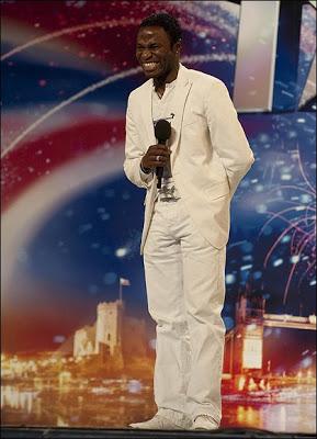 funny britains got talent Kay Oresanya