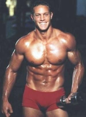 sexy baseball players - gabe kapler