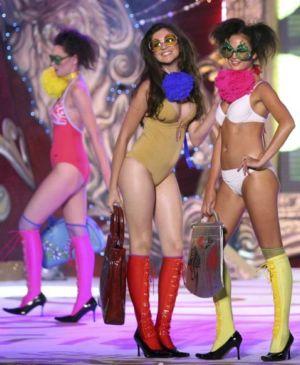 beautiful indian girls triumph model