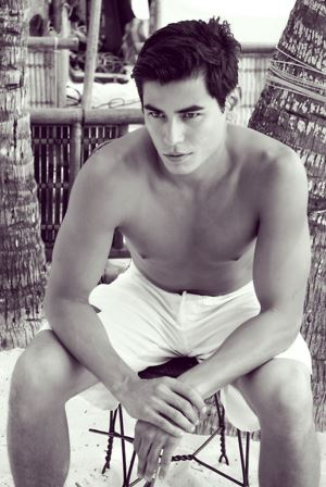 japanese brazilian male models fabio ide