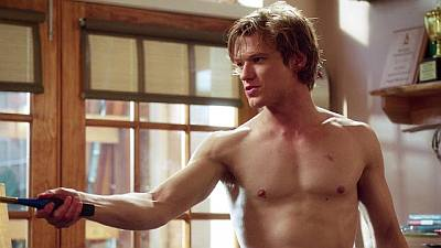 lucas till shirtless hot