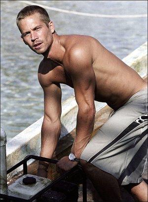 paul walker shirtless 3