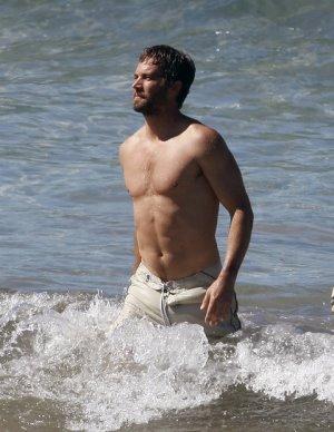 paul walker shirtless hunk
