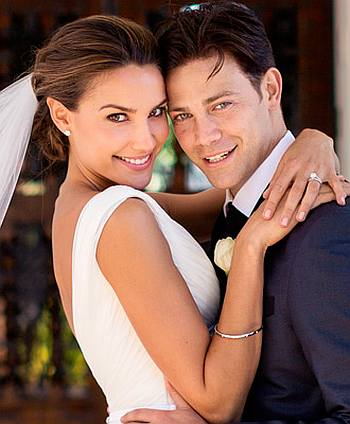 rachael finch wedding husband