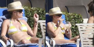 reese witherspoon swimsuit - two piece bikini