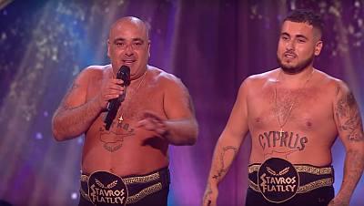 stavros flatley now - britains got talent