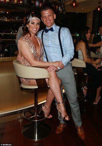 daniel lloyd boyfriend fiance - michael o'neill