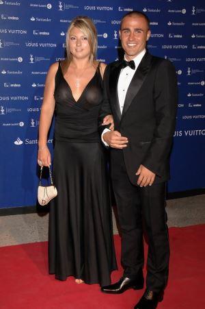 fabio cannavaro wife daniela