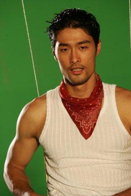 vietnamese male models list - johnny nguyen