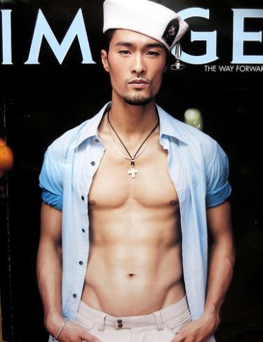 hot vietnamese male models - johnny nguyen