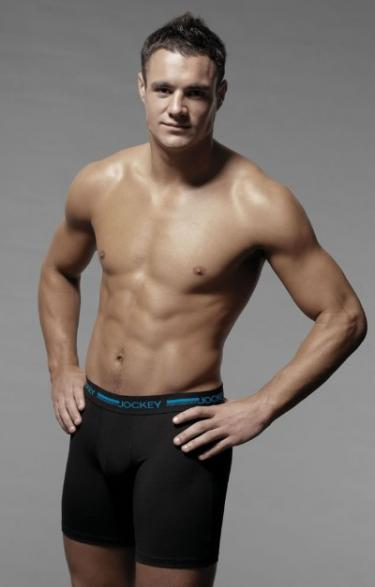 dan carter underwear black boxer shorts underwear by Jockey for Him
