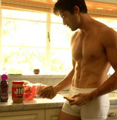 gilles marini white boxer briefs underwear