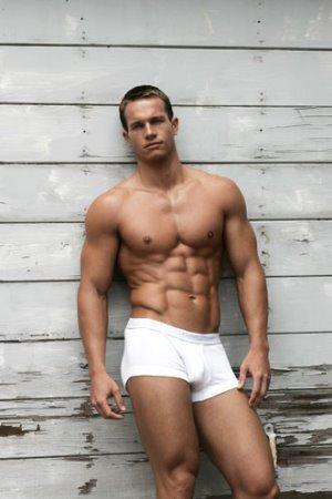 jeff wilson underwear model