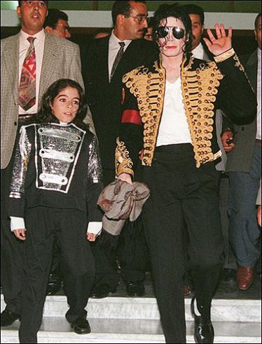 Omer Bhatti Michael Jackson Lovechild