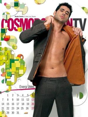spanish cosmo magazine hunks