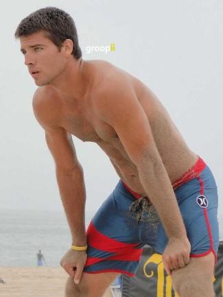 Christopher Underwood Shirtless