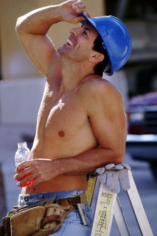 hot construction workers shirtless