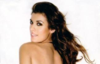 Elisabetta Canalis George Clooney girlfriend