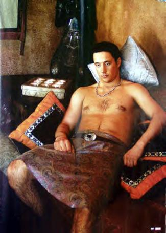 ilya kovalchuk shirtless kilt