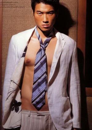 hot thai male models - Mawin Taweephol