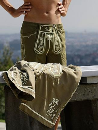 lederhosen swimwear peter kolbs