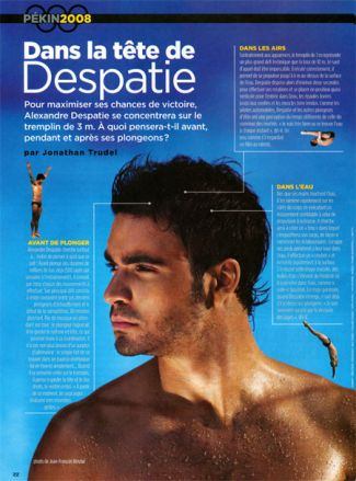 alexander despatie shirtless