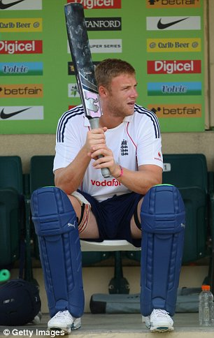 Andrew Flintoff hot