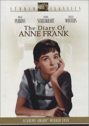 diary of anne frank movie disney