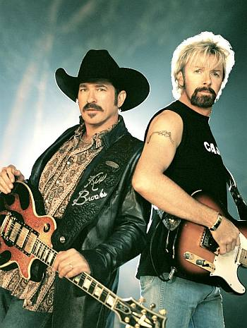 brooks and dunn split young and fabulous