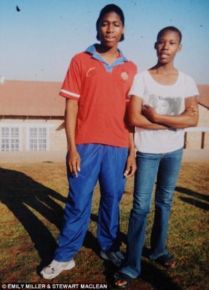 caster semenya gender identity in athletics