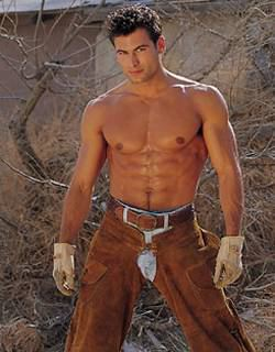 hot construction workers - shirtless abs