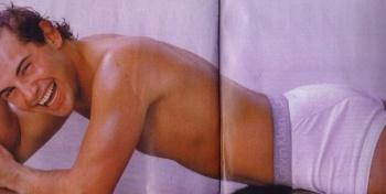 daniel macpherson underwear - calvin klein boxer briefs