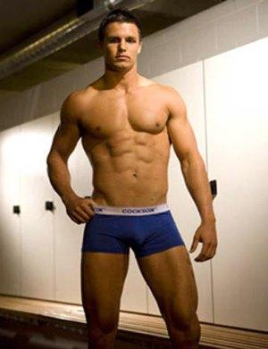 sandor earl cocksox underwear model