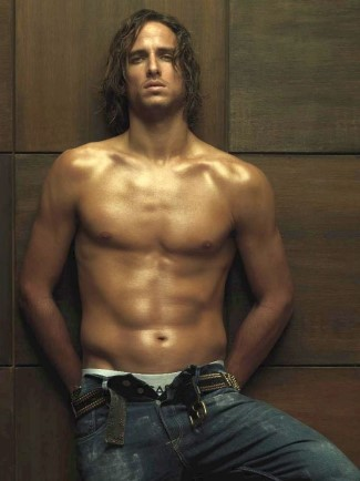 feliciano lopez shirtless underwear