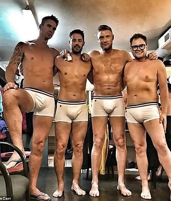 freddie flintoff underwear