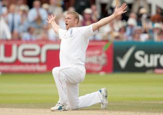 do the freddie - andrew fred flintoff