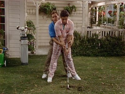 golf is so gay