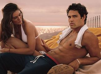 mark sanchez girlfriend hillary rhoda