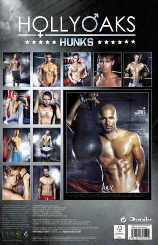 hollyoaks hunks calendar2