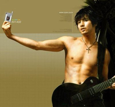 hot korean male models won bin