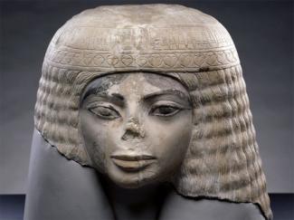 michael jackson egyptian statue lookalike