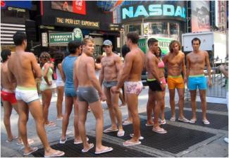 national underwear day united states
