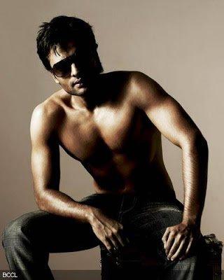 shirtless indian men - Jacky Bhagnani