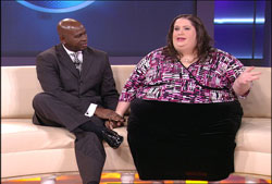 fat admirers on tv