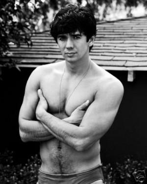 adrian zmed shirtless in speedo