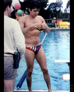 adrian zmed shirtless