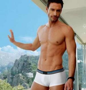 hom underwear for men alberto guzman white boxer briefs
