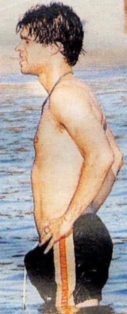 michael ballack bulge