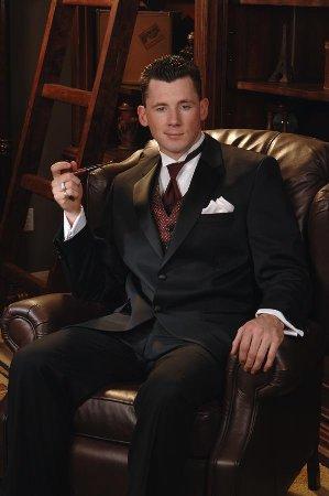 barrett long suit three piece