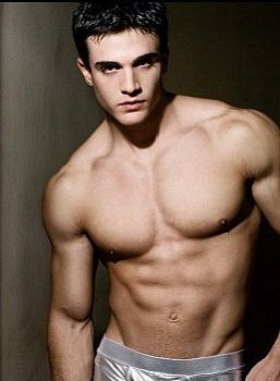 philip fusco male model in underwear